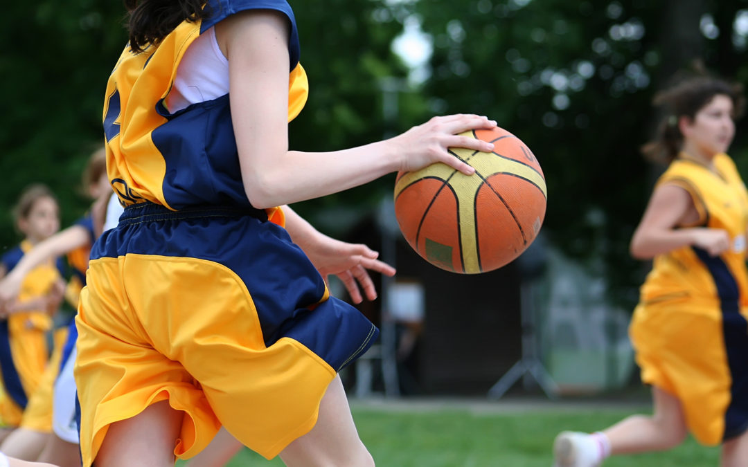 La piccola stella del Basket